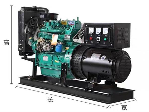 潍柴亚博体育网页版380V全自动大功率柴油机发电组